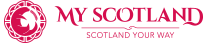 My Scotland – Tourist Guide in Scotland – Tours Tourist Informations in Scotland Logo